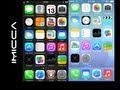 Ինչպես տեղադրել iOS 7 համակարգի թեման iOS 6-ի վրա