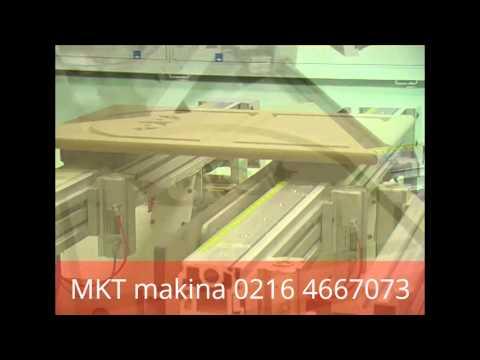 mkt makina scm tech z2 cnc işlem merkezi