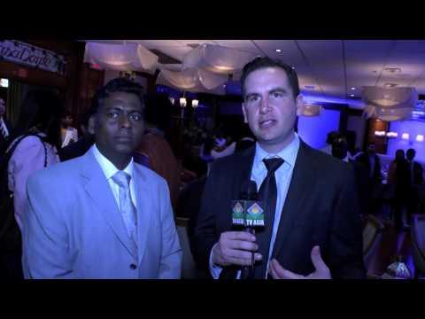 JC Mayor Steven Fulop fund raising @ Vaibhav Restaurant in Jersey city,NJ