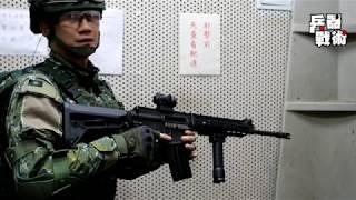 190625 國造T91K1步槍實彈射擊