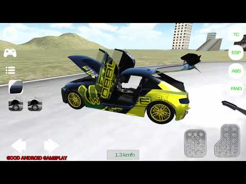 Extreme Car Simulator 2018 – New Modified Sport Vehicle In City Android GamePlay FHD