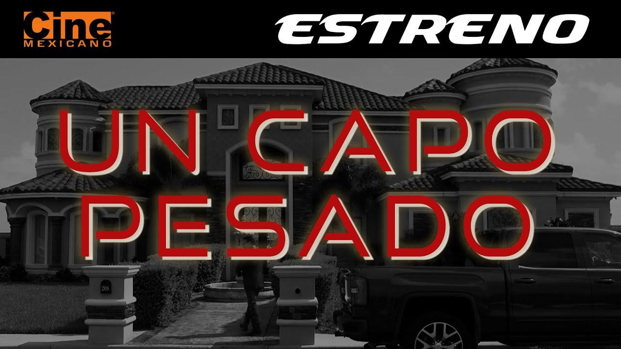 Un Capo Pesado   Estreno 30 de Agosto en Cine Mexicano