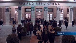 Ստեփան Ռոստոմյանի 3 րդ սիմֆոնիան հնչել է Հռոմի օպերային թատրոնում