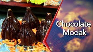 How To Make Chocolate Modak Ii Ganesh Chaturthi Special