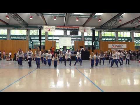 FINALE !!  Liquid Beatz TSB Tanzschule Balsano - Deutsche Meisterschaft HipHop Norderstedt 19.05.12
