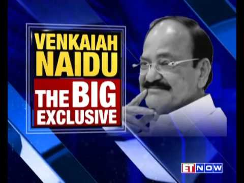 The Big Exclusive With Venkaiah Naidu | Full Interview