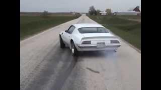 1970 Trans Am #burnout