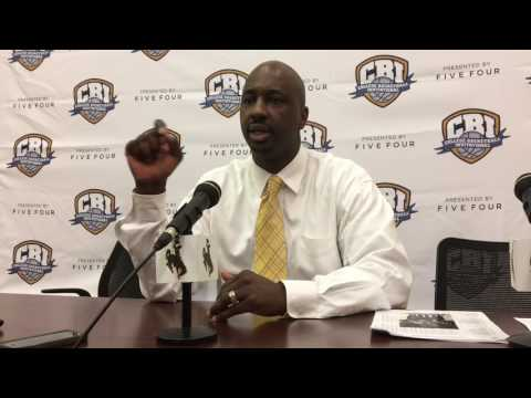 Highlights and interviews from Wyoming basketball's CBI win