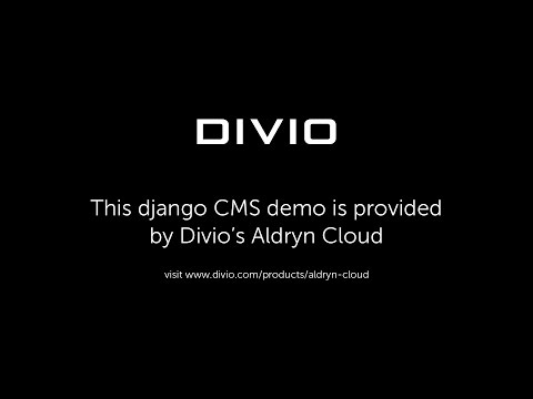 django CMS - Aldryn Explorer tour 6 - Create weblog article