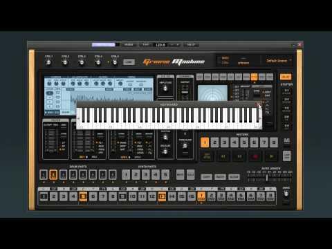 Groove Machine Series | Installation, Setup & Support