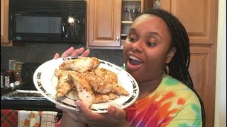 Cooking Oven Roasted Chicken With Dreá M