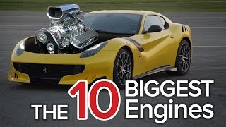 Top 10 Biggest Engines You Can Buy: The Short List