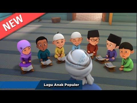 Alif Ba Ta Upin Ipin 💖 Belajar Huruf Hijaiyah 💖 Lagu Anak Populer