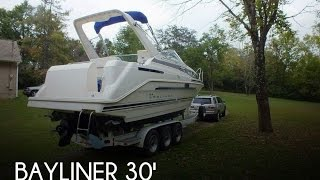 [UNAVAILABLE] Used 1994 Bayliner 2855 Ciera Sunbridge in Monticello, Kentucky