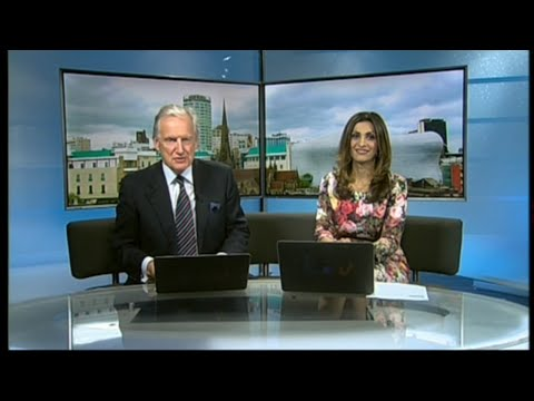 ITV News Central - (Evening: Temporary Set, Day 3) - 1st Jun