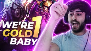 Yassuo | WE'RE GOLD 1 BABY! (Jungle Unranked to Challenger)