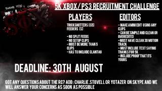 Six Clan - 5K Recruitment Challenge - THANK YOU!