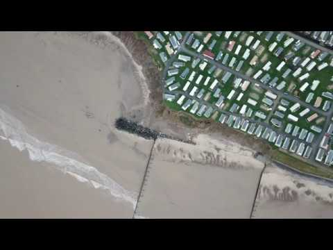 Hornsea Sea Defences and Erosion - The impact of the terminal groyne