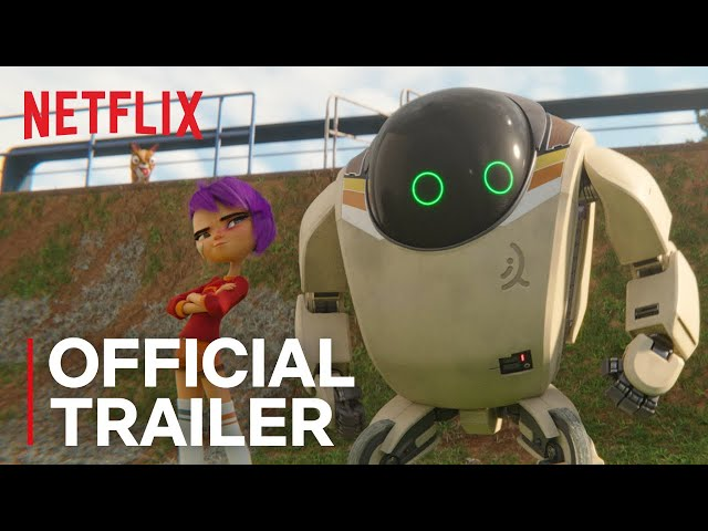 Next Gen | Official Trailer | Netflix