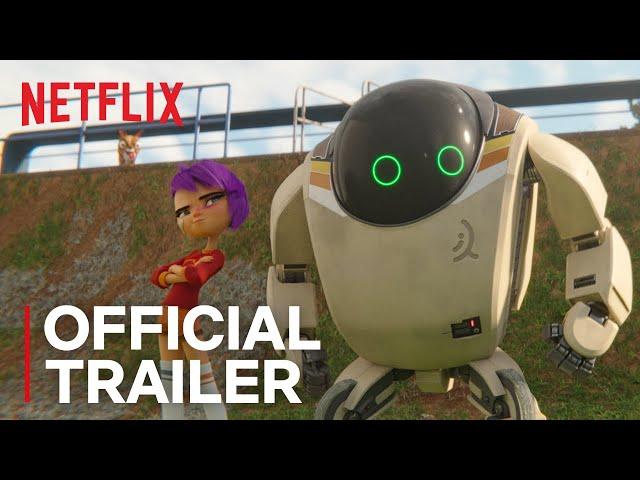 Next Gen | Official Trailer | Netflix