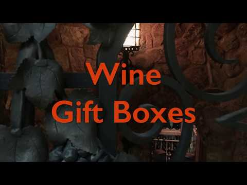 Wine Gift Boxes for Unique and Personalized Gifting