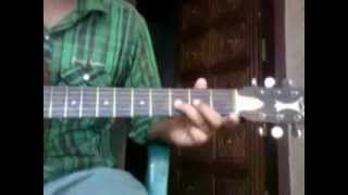 chand sifarish (fanaa) full guitar lesson