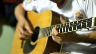 Cha Guitar solo Fingerstyle (Demo) ( MTV )