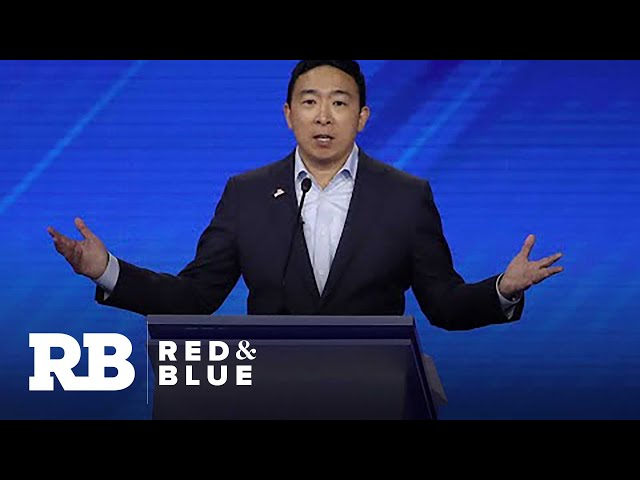 Andrew Yang says Freedom Dividend is