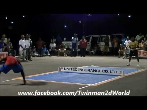 Emar VS Francis @ Clash Of The Titans 2013 (Barbados)