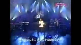 WANDS/AWAKE スタジオライブ映像.
