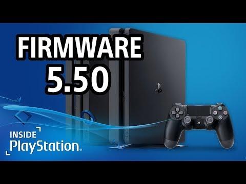 PS4 Firmware Update 5.50 – Die wichtigsten Features im Überblick