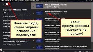 01 Как создавать сайты?