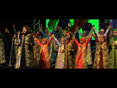 Mohammad Nour (Kids Version) - محمد نور - Sydney Mawlid 2016