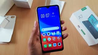 Oppo A7 Unboxing And Camera Overview