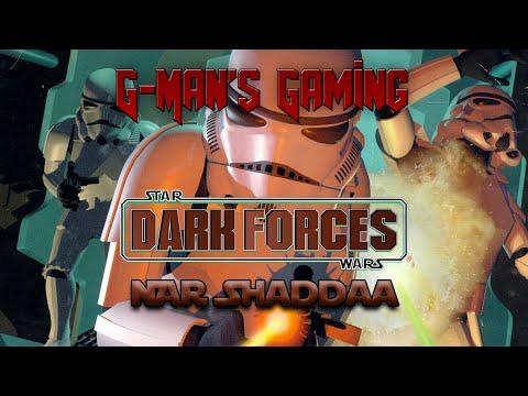 G-Man's Gaming - Star Wars Dark Forces Mission 9 - Nar Shaddaa  