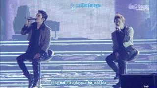 [GaO family] [Vietsub + Kara] Super Junior - Our Love [Super Show 4 In OSAKA] MP3