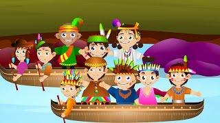 Video Ten Little Indians - Children Rhymes I Nursery Rhyme I Kindergarten Baby Songs I Babies I Kids Song download MP3, 3GP, MP4, WEBM, AVI, FLV Juni 2018