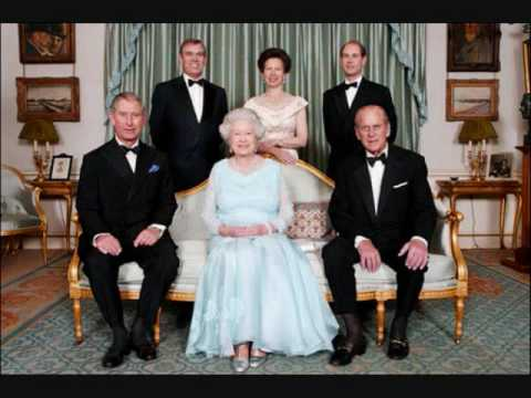 The Queen and Her Family - YouTube