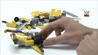 Lego® Creator Designer Tips - Build Your Own Creator Plane