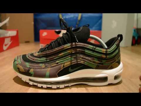 Nike Air Max 97 (Country Camo) United Kingdom