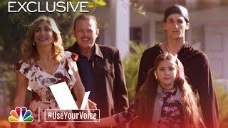 The Voice 2018 - Jorge Eduardo and Sharane Calister (#UseYourVoice)