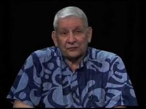 Senator Sam Slom - The State of Hawaii - November 2014