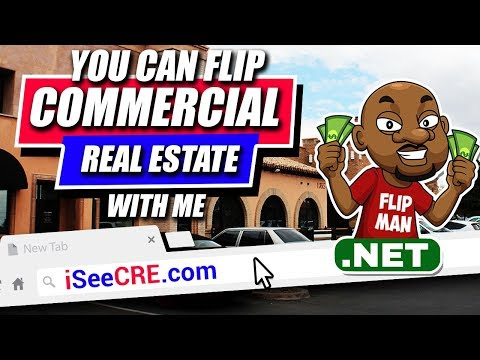 Flip Commercial Real Estate With No Cash or Credit In Your Market | Split Deals With Me iSeeCRE.com