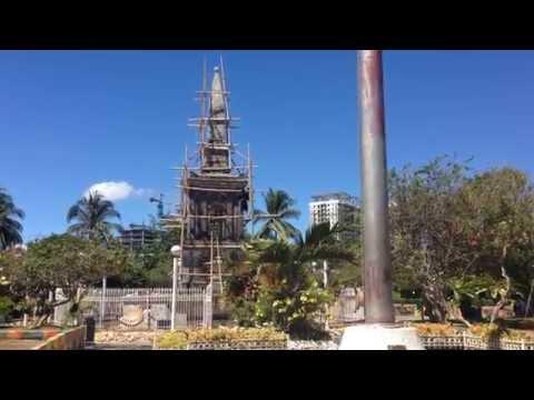 Tour in Mactan Shrine - Lapu lapu Monument | #travelvlog