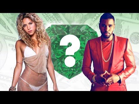 WHO'S RICHER? - Shakira or Jason Derulo?...