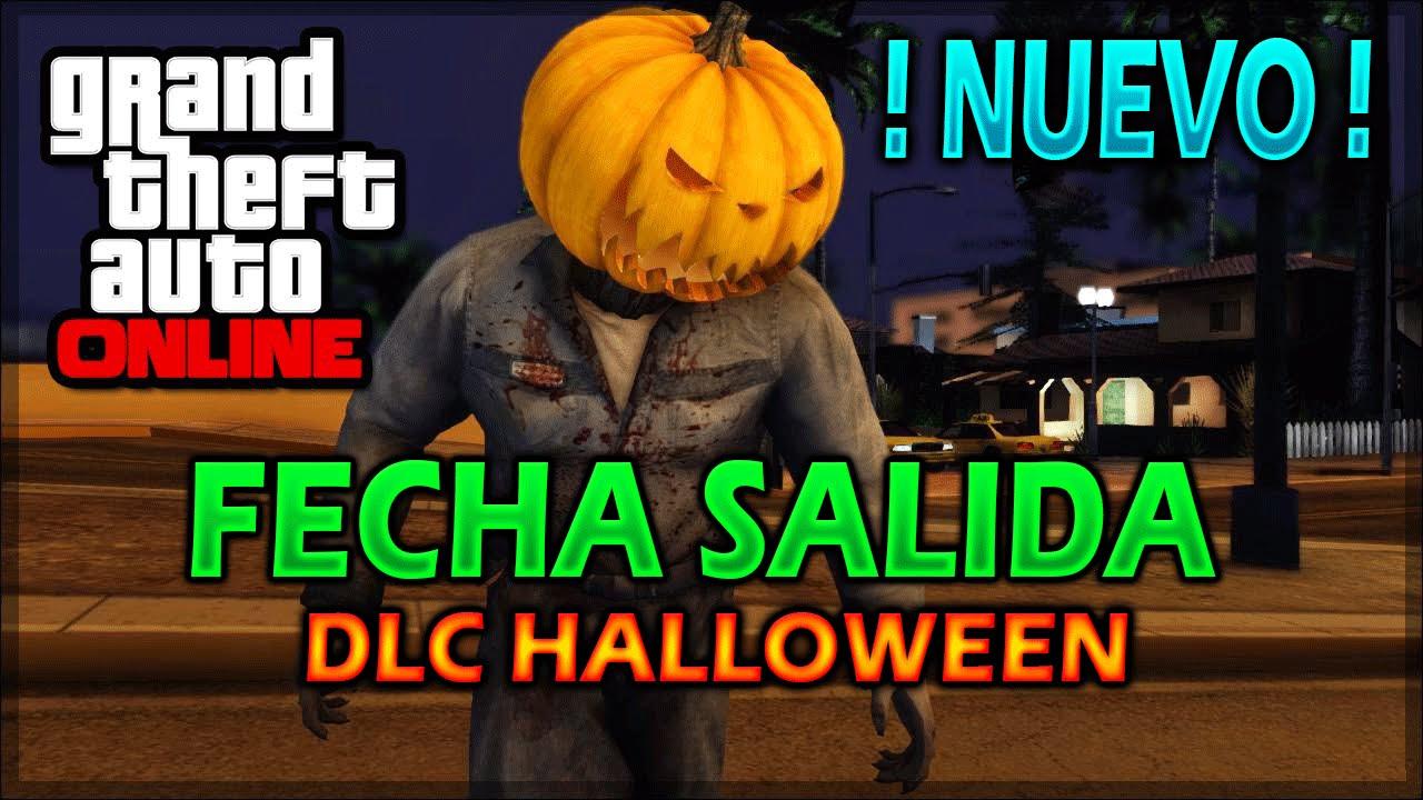 GTA V Halloween DLC Actualización - Fecha Salida, Cuanto dura el ...