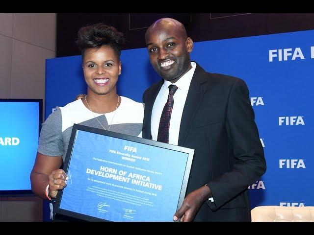 FIFA Diversity Award 2018 - Horn of Africa Development Initiative
