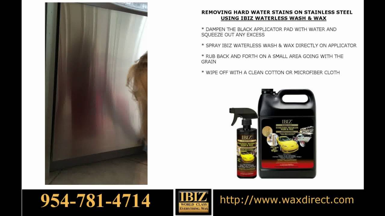 How To Clean Stainless Steal How To Clean Stainless Steel Youtube
