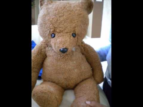 I wish i was a teddy bear :)
