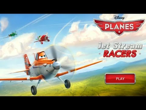 Disney Planes Game Jet Stream Races